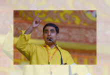 Chandrababu's son Nara Lokesh booked for 'attempt to murder'
