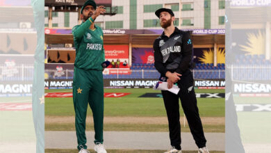 T20 World Cup: Pakistan win toss, opt to field against New Zealand