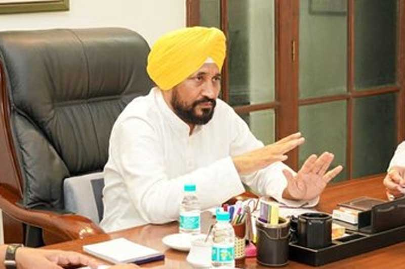 Withdraw cases against farmers by RPF: Punjab CM
