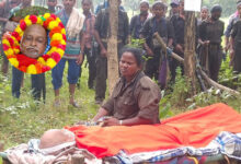 Maoists Release RK's Funeral Images