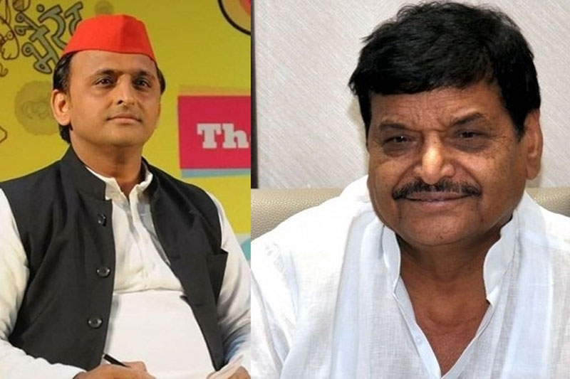 Shivpal gives up on Akhilesh, says ready for battle