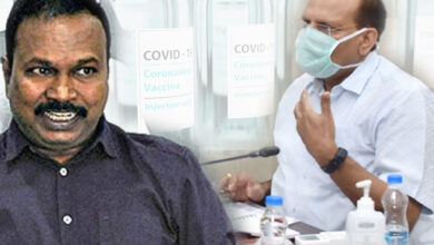 CS lambasted Director Public Health on remarks of No Ration-No Pension if not Vaccinated