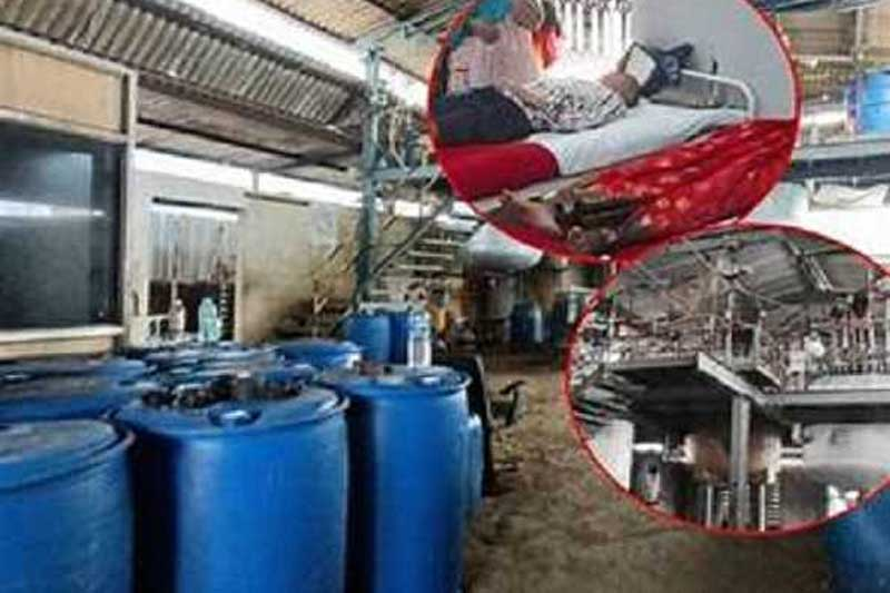 Sulphuric gas leak in Thane chemical factory, over 30 people affected