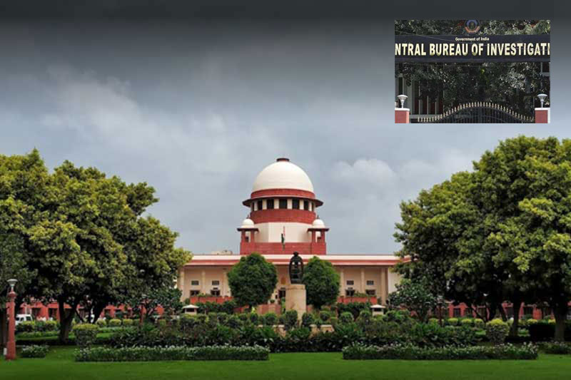 SC: CBI can directly register case, not mandatory to conduct preliminary probe