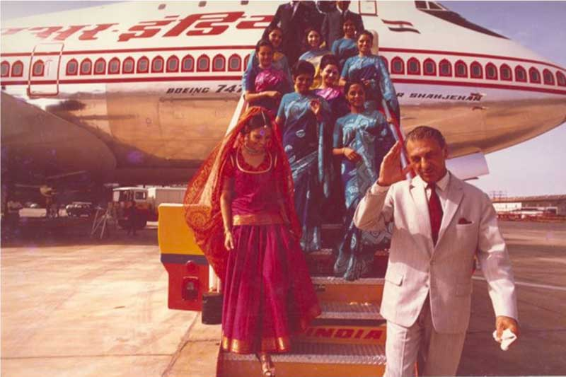 Air India back with the Tatas after seven decades