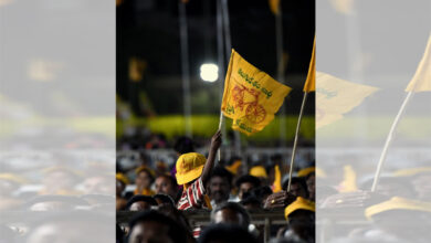 Many TDP leaders arrested in Andhra during protests